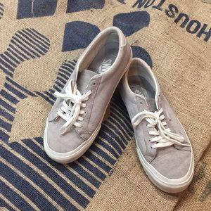 Vans white soles sneakers